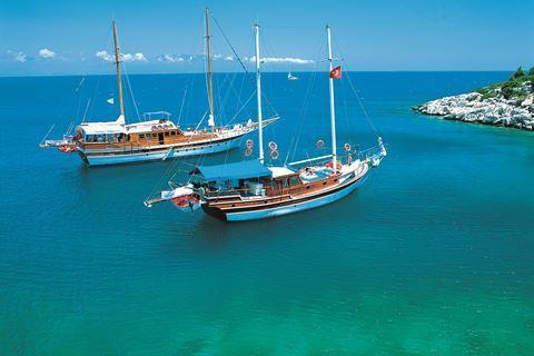Blue Cruise Marmaris - Fethiye (v/h Blue Cruise)