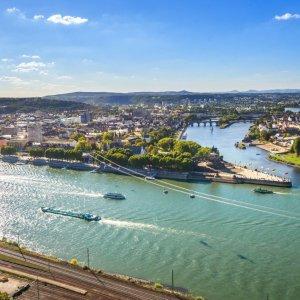 Cruise over de Romantische Rijn met de MS Carmen