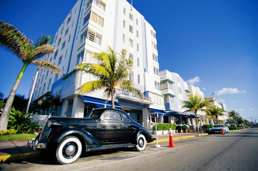 Fly&Drive Miami, inclusief autohuur, met TUI fly