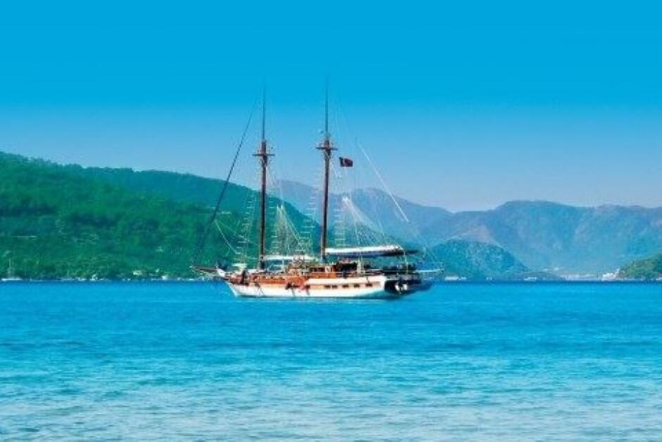 Blue Cruise Marmaris Griekse Eilanden