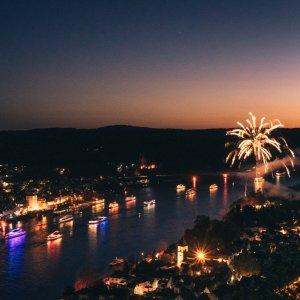 Nieuwjaarscruise over de Rijn 2019/2020