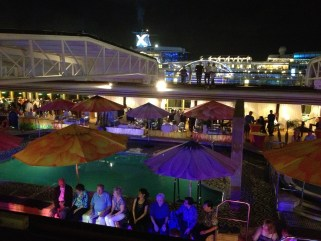San Juan Deck Party