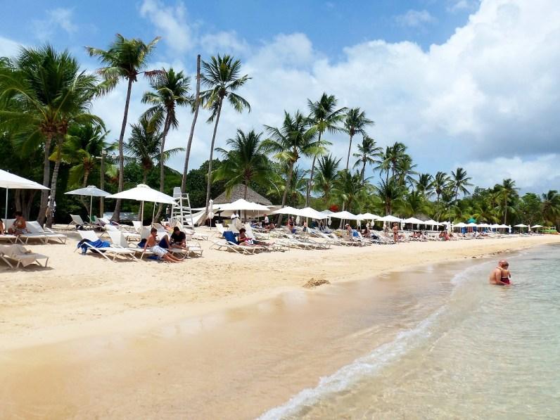 Casa de Campo beach