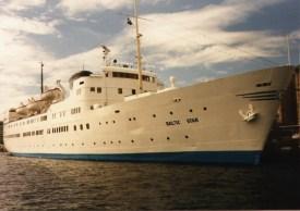 nedin-Linjen-Baltic-Star-1-summer-1987-Stockholm MS BALTIC STAR