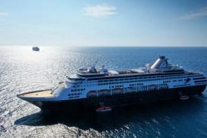 CMV Passagier-Tausch auf hoher See