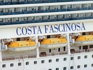 COSTA FASCINOSA - Boote