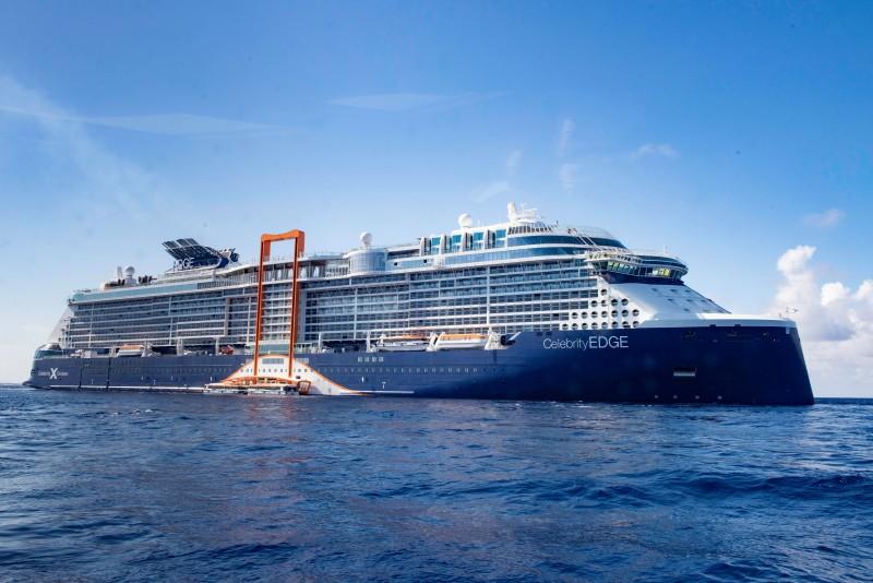 Celebrity-Edge-01 Fünftes Edge-Klasse-Schiff bestellt