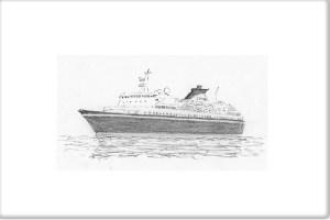 Cruise retirement - ship