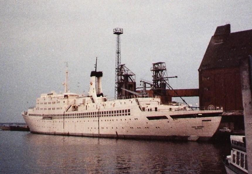 Fritz-Heckert-002-1 Vor 60 Jahren: Stapellauf der FRITZ HECKERT
