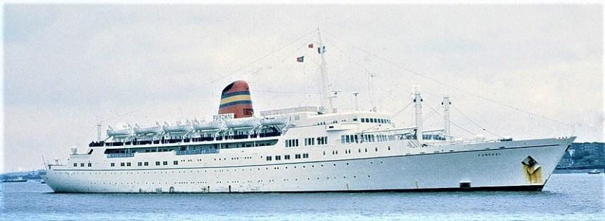 Funchal__-_Tilbury_1977 Der Klassiker FUNCHAL kommt erneut zur Versteigerung