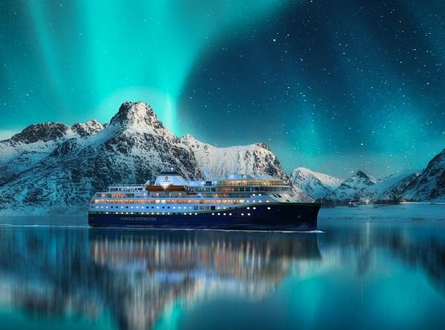 OL_CAM-04 Frische Bilder: Die neuen Schiffe auf der norwegischen Postschiff-Route