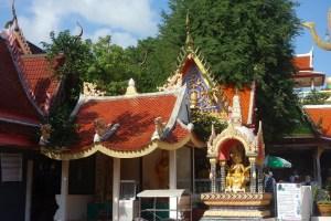 Koh Samui - Wat Phra Yai