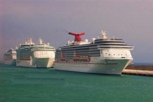 Kreuzfahrtschiffe