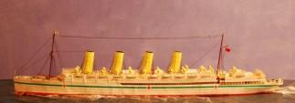MAURETANIA-024 SS MAURETANIA