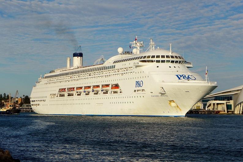 Pacific-Jewel-Fremantle_2015_01 Auch die KARNIKA zur Verschrottung verkauft
