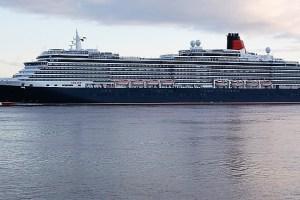 Queen Victoria - Cunard Line