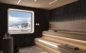 CRYSTAL ENDEAVOR - Sauna