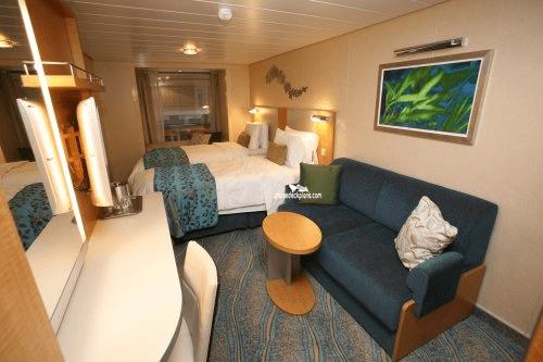 Oasis Of The Seas Deck 18 Deck Plan Tour