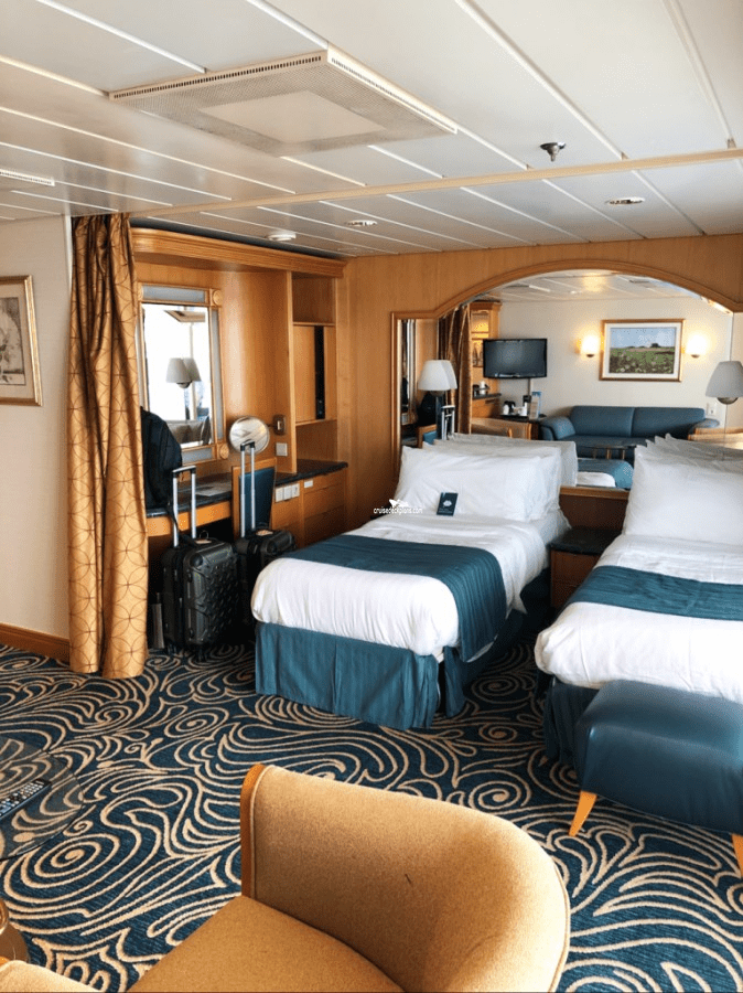 Vision Of The Seas Grand Suite Details