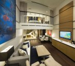 Sky Loft Suite with Balcony