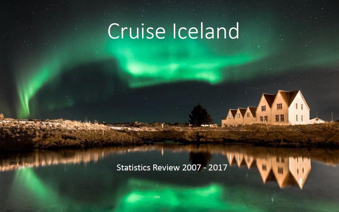Cruise Iceland in statistics 2007-2017