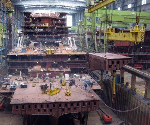shipyard meyer werft Aidamar