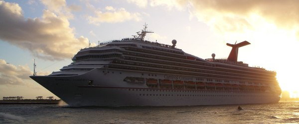 Carnival Conquest Sailing from Port Everglades ©CruiseInd