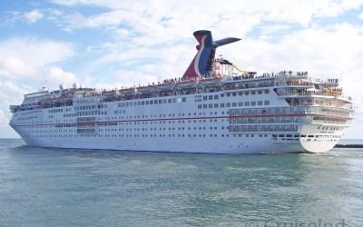 Carnival Sensation Sailing from Miami ©CruiseInd