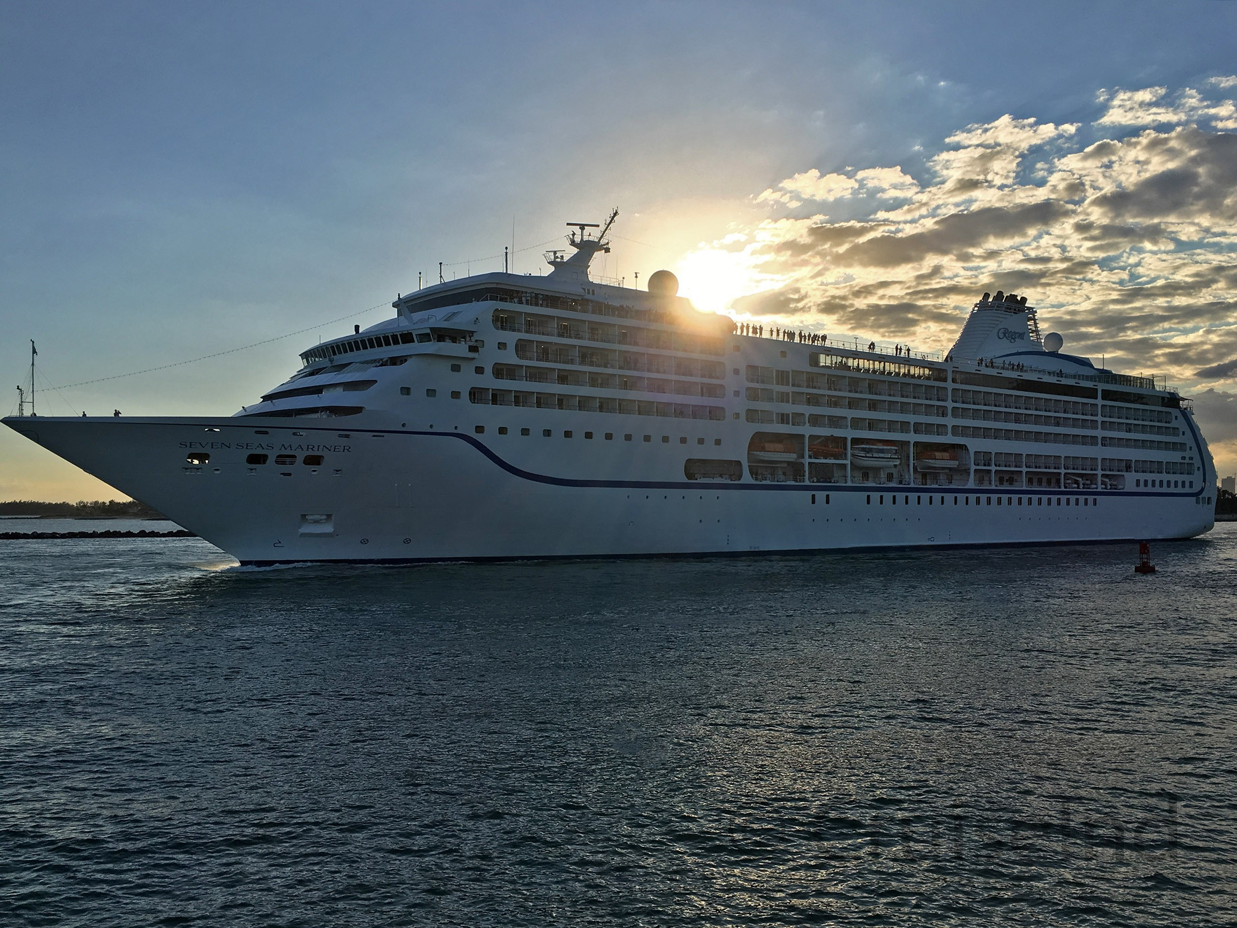 Video Building The World D Most Luxurious Cruise Ship