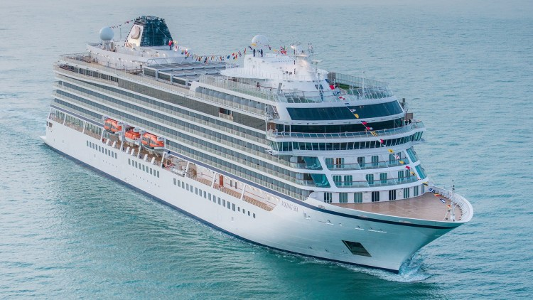 via Viking Ocean Cruises