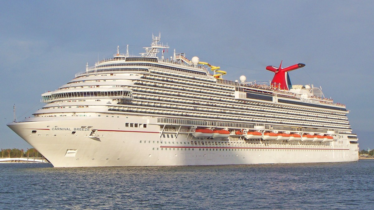 Carnival Magic Virtual Tour Cruiseind