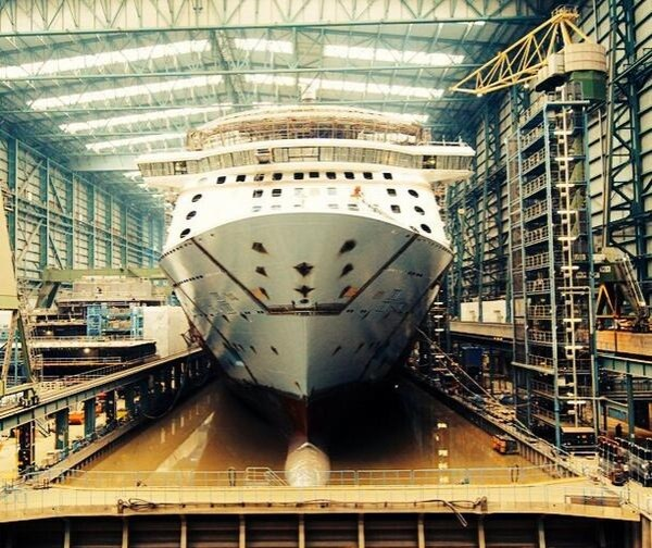 Photo: Quantum Floats - Cruise Industry News | Cruise News