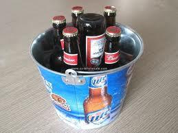 Carnival Cruise Beer Bucket