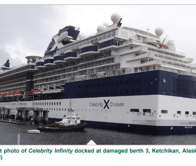 Ntsb Report Ketchikan Accident Celebrity Infinity