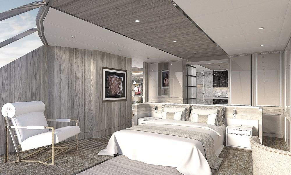 Celebrity Apex Cabins And Suites CruiseMapper
