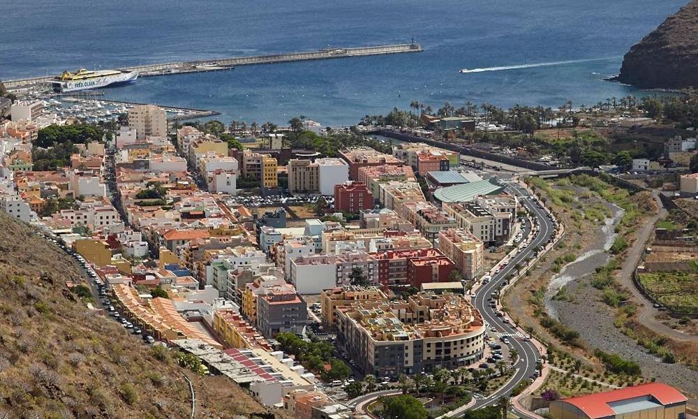 Canary Islands Tourist Map