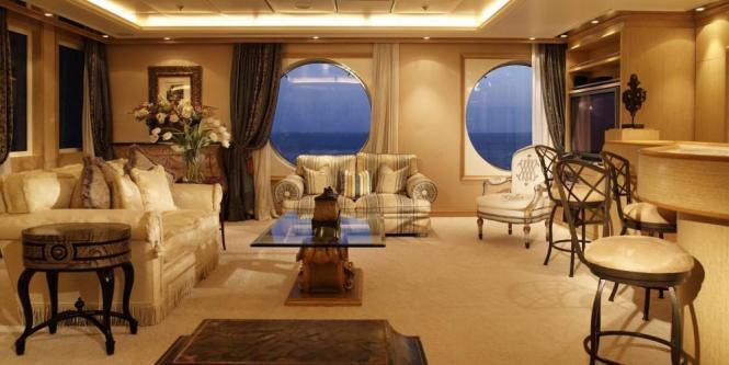 Ms The World Cruise Ship Cabin Window Apartment
