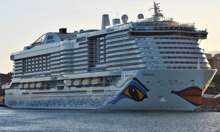 AIDAnova cruise ship