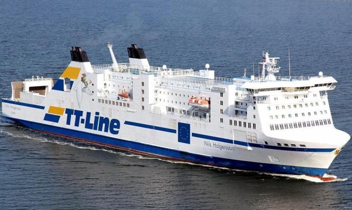 Nils Holgersson ferry (TT-LINE) | CruiseMapper
