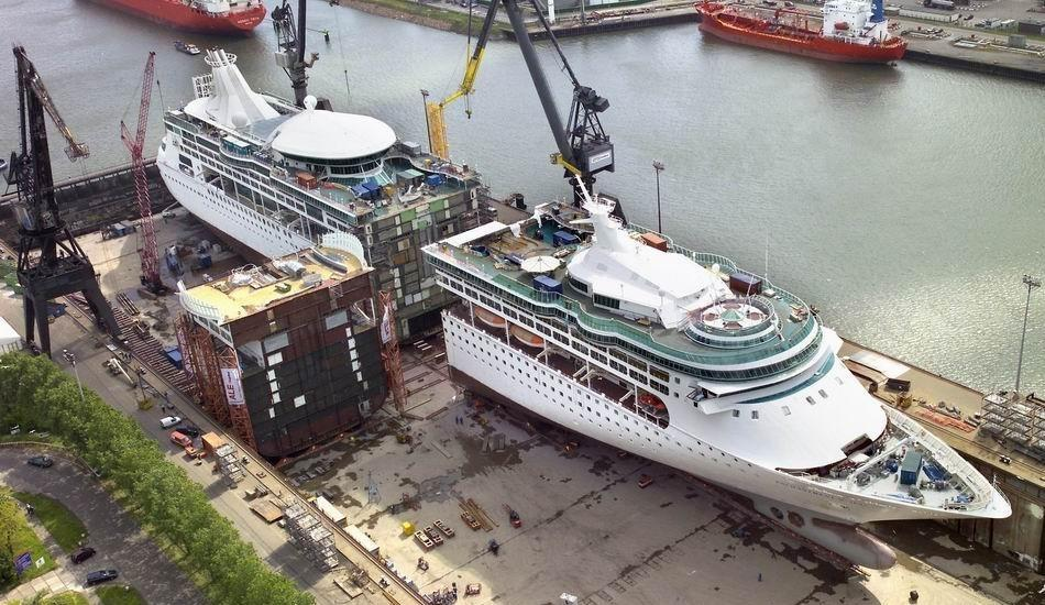 Image result for cruise ship renovations