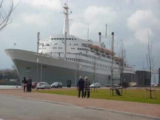 Stoomschip Rotterdam