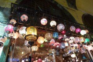Egyptische bazaar