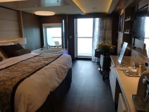 Spa suite op Norwegian Breakaway