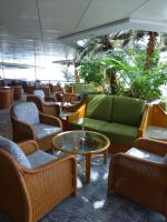 Crystal Serenity Palm Court