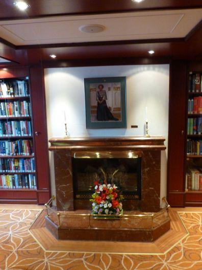 MS Prinsendam - Oak Room