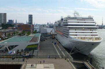 Altona Cruiseterminal