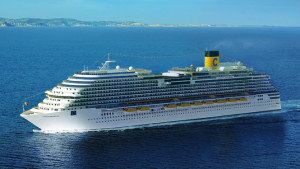 Costa Diadema @ Costa Cruises