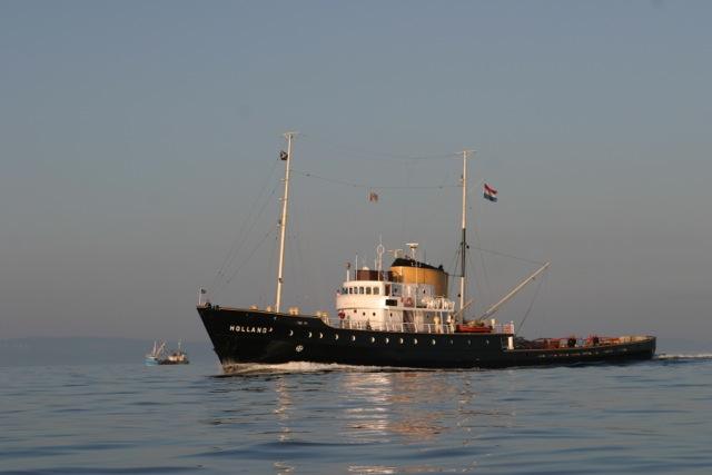 Unieke Schotland cruises op zeesleepboot Holland   Cruisereiziger