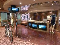 MSC Magnifica fiets corner