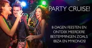 MSC cruises party